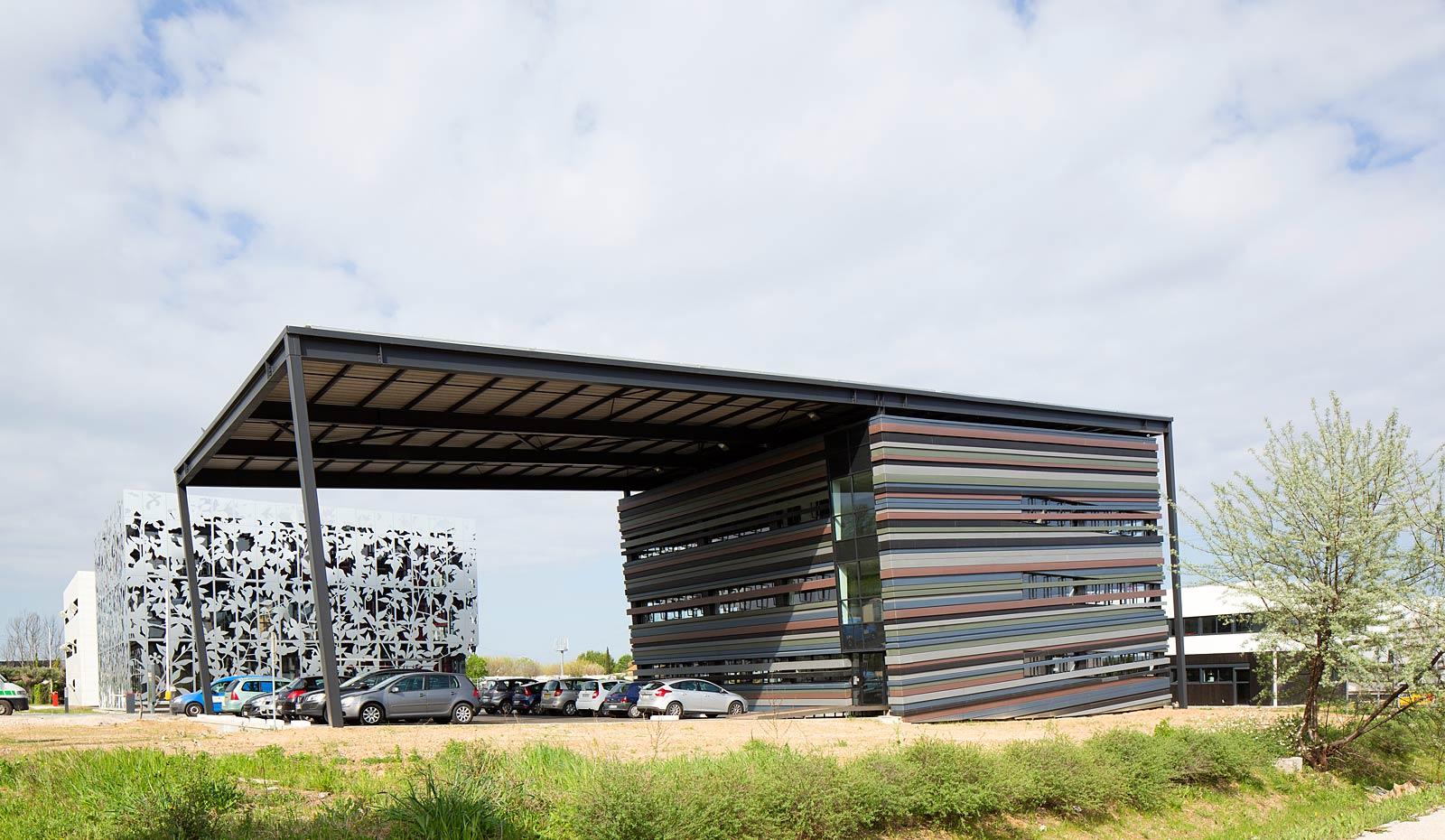 Richard architecte cabinet d 39 architecture castelnau le lez for Cabinet architecte